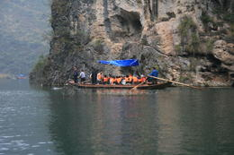 Photo of Yangtze River 5-Day Yangtze River Cruise from Yichang to Chongqing Including the Three Gorges Dam yangtze river less three gorges.JPG