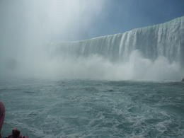 Niagara Falls up close and personal , Kevin H - October 2014