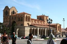 Photo of Madrid Avila and Segovia Day Trip from Madrid Basílica de San Vicente