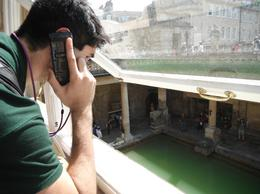 Roman baths. , Paula H - September 2014