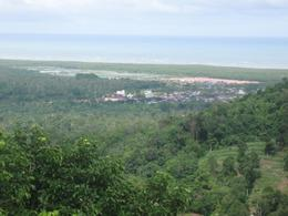View from mountain top, Mark C - June 2010