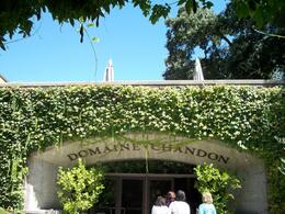 Photo of   Entrance To Domaine Chandon