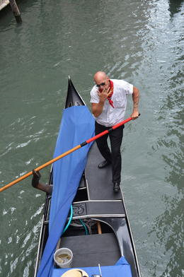 Photo of Venice Skip the Line: Venice Walking Tour with St Mark's Basilica Gondolier