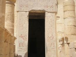 Photo of   Hatchespsut Temple, Luxor