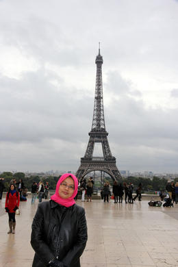 Effiel Tower and me , YSL - October 2013
