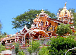 Goa's Maruti Temple - July 2012