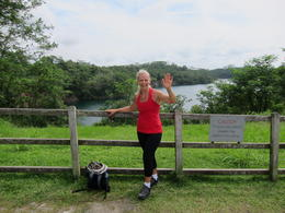 Photo of Singapore Singapore Bike Adventure around Pulau Ubin Old granite quarry now a reservoir