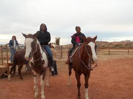 Photo of Las Vegas Wild West Sunset Horseback Ride with Dinner On our Horses