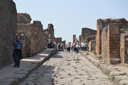Photo of Rome Naples and Pompeii Day Trip from Rome Pompeya