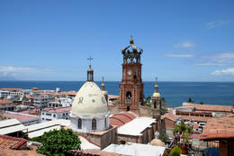 Photo of   Puerto Vallarta´s Church of our Lady of Guadalupe
