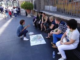 Photo of Rome Skip the Line Vatican Museums Walking Tour with German-Speaking Guide: Sistine Chapel and St Peters Basilica Rom Rundgang Vatikanische Museen, Einführung