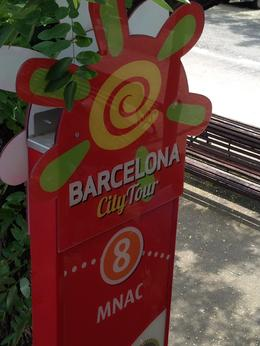 Photo of Barcelona Barcelona Hop-on Hop Off Tour: East to West Route Route Markers