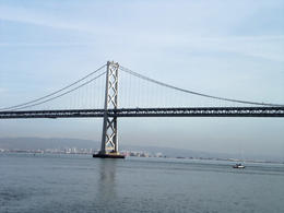Photo of   SF Bay Bridge