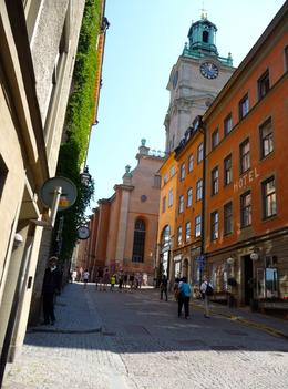 Photo of Stockholm Stockholm in One Day Sightseeing Tour Storkyrkan - a key landmark in Gamla Stan, the old town