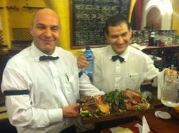 Photo of Madrid Madrid Tapas Night Walking Tour Tabla la carne