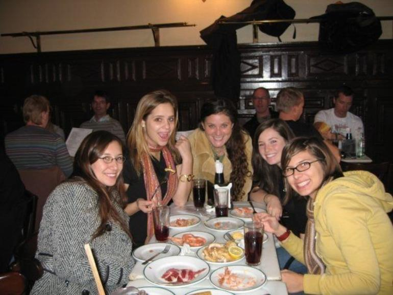 Tapas in Madrid! - Madrid