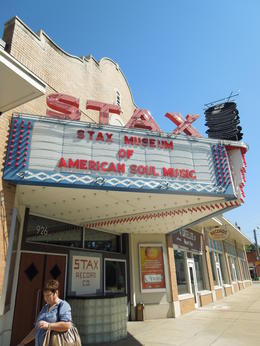 Photo of Memphis Memphis Music Attraction Discount Pass The Stax Museum of Soul Music