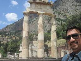 Photo of Athens 2-Day Trip to Delphi and Meteora from Athens The Tholos.