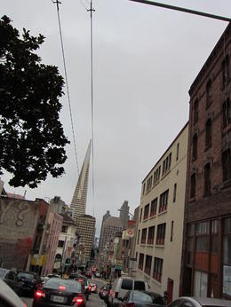 Downtown San Francisco. , mom - March 2012