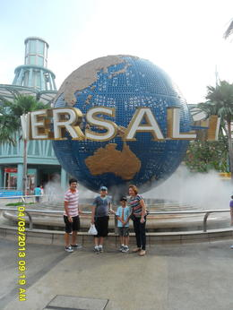 Universal Studio day! , bobf - April 2013