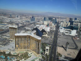 Vegas Strip from the air , Jonny Farley - March 2013