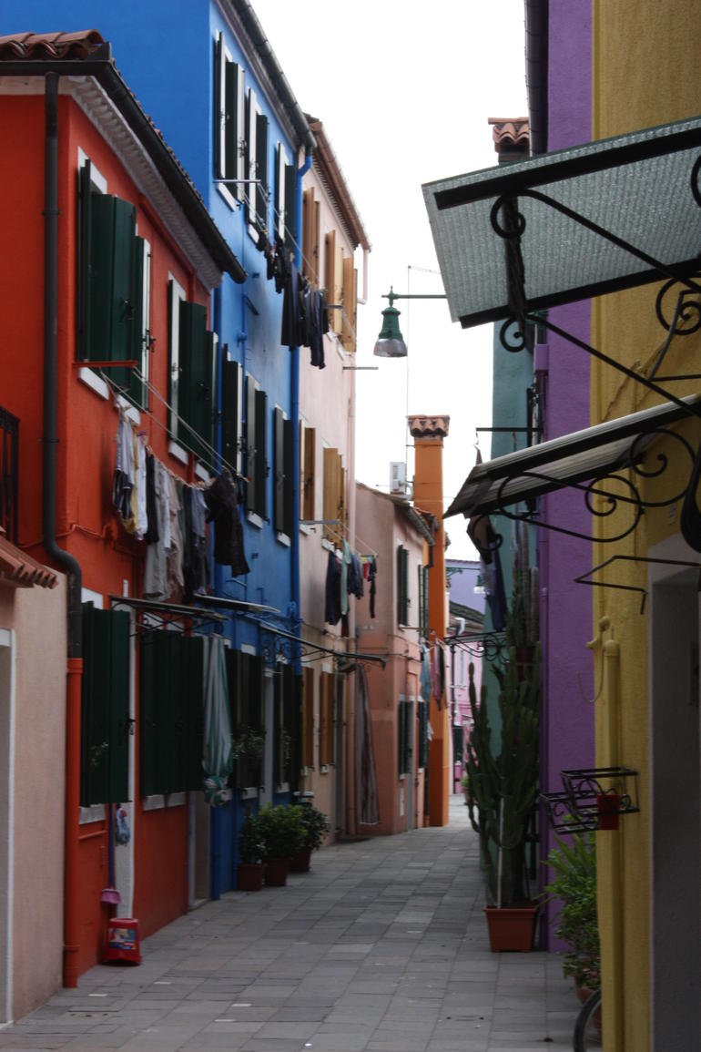 Venice Shore Excursion: Murano Glass and Burano Lace Tour - Venice