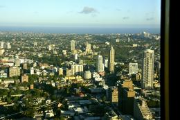 Photo of Sydney Sydney Tower Restaurant Buffet view from the top of the tower