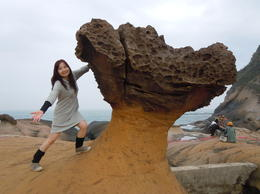 Photo of Taipei Northern Coast Half-Day Tour including Yehliu Park from Taipei Yehliu Park