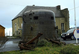 Photo of Bayeux Normandy Beaches Half-Day Trip from Bayeux 010611_3938_RT