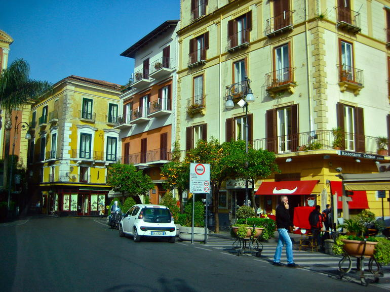 Downtown Sorrento - Rome