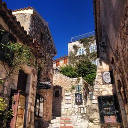 Gorgeous views at Eze, a medieval village on the way from Nice to Monaco. , Carmen H - March 2014