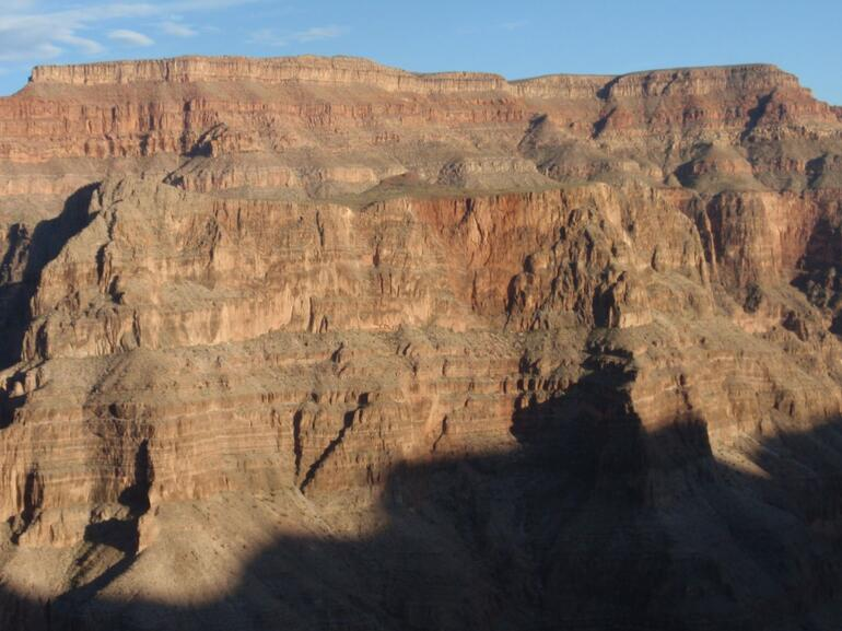 Grand Canyon in the sun - Las Vegas