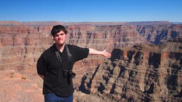Photo of Las Vegas Grand Canyon and Hoover Dam Day Trip from Las Vegas with Optional Skywalk Had a Grand time!