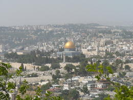 Morning in Jerusalem , Elena C - June 2014