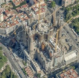 La Sagrada Familia , Wolfgang Payer - September 2015