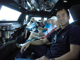 Photo of Las Vegas Grand Canyon All American Helicopter Tour limo