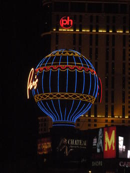 Photo of Las Vegas Las Vegas Lights Night Tour Paris Hotel