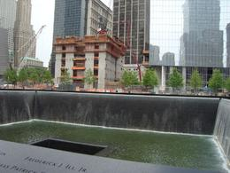 Photo of New York City World Trade Center Walking Tour Reflecting Pool