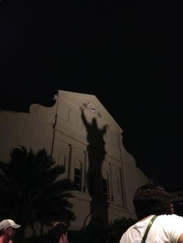 Photo of New Orleans New Orleans Ghosts and Spirits Walking Tour spooky shadows on the New Orleans Ghost and Spirits Walking Tour