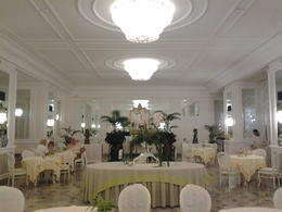Photo of Rome 3-Day Italy Trip: Naples, Pompeii, Sorrento and Capri Sumptuous Hotel Dining Room