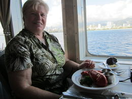 Photo of Oahu Oahu Sunset Dinner Cruise - Fine Dining Sunset Dinner Cruise