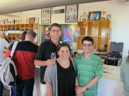 Photo of Sydney Hunter Valley Wineries and Wilderness Small-Group Tour TEACHING THE KIDS ABOUT WINE