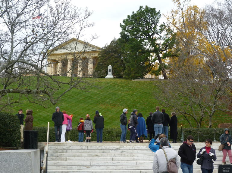 Arlington Cemetery - Washington DC