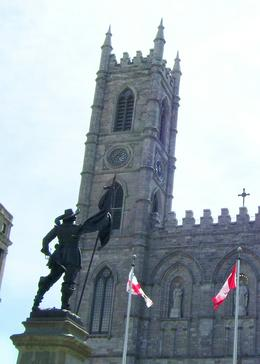 Photo of Montreal Montreal City Guided Sightseeing Tour Basilique de Notre Dame