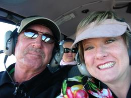 Photo of Las Vegas Las Vegas Combo Tour: Grand Canyon Helicopter Flight and Colorado River Float Day Trip Captain and co-pilot!
