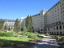 Photo of   chateau Lake Louise (Fairmont)