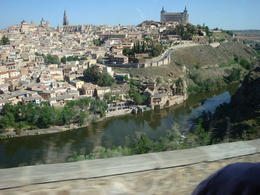 Toledo city walls. , Allan G - June 2012