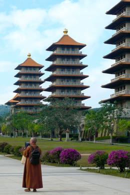 Photo of Taipei 5-Day Best of Taiwan Tour from Taipei: Sun Moon Lake, Taroko Gorge, Kaohsiung and Taitung Fo Guan Shan Monastery