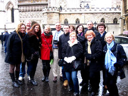 A great group and an amazing tour guide! , Crystal L - March 2013