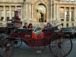 Photo of Paris Romantic Horse and Carriage Ride through Paris Land marks